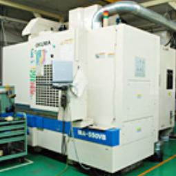 マシニングMA-550VB