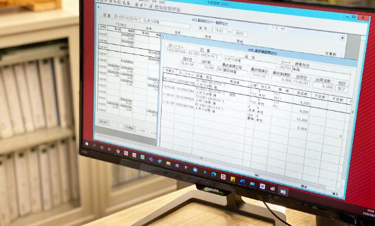 品質を見守るIT管理システム